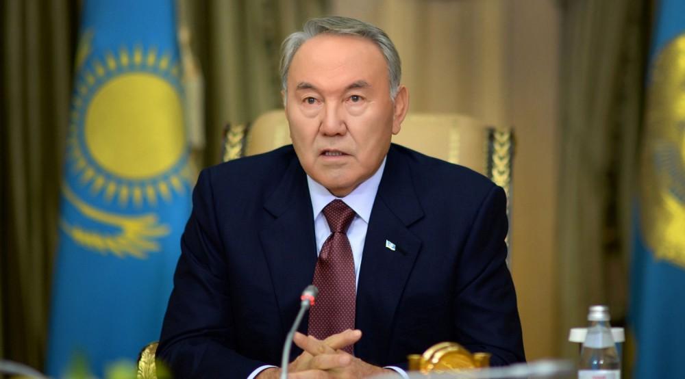 Президентке хат жазу, Елбасы Нұрсұлтан Назарбаев